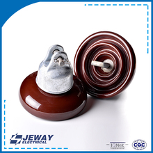 ANSI 52-2 Manufacturer and supplier electrical cap and pin suspension insulator