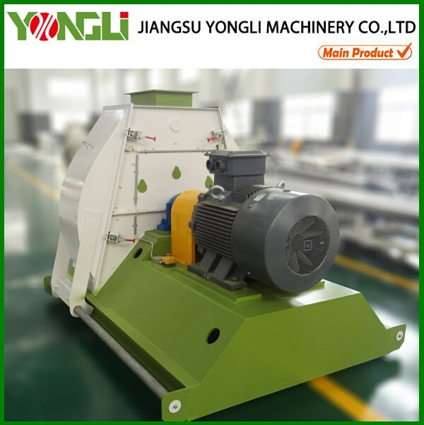 High quality 2 years warranty maize grinding hammer mill