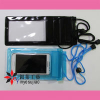Personalized mobile phone waterproof case