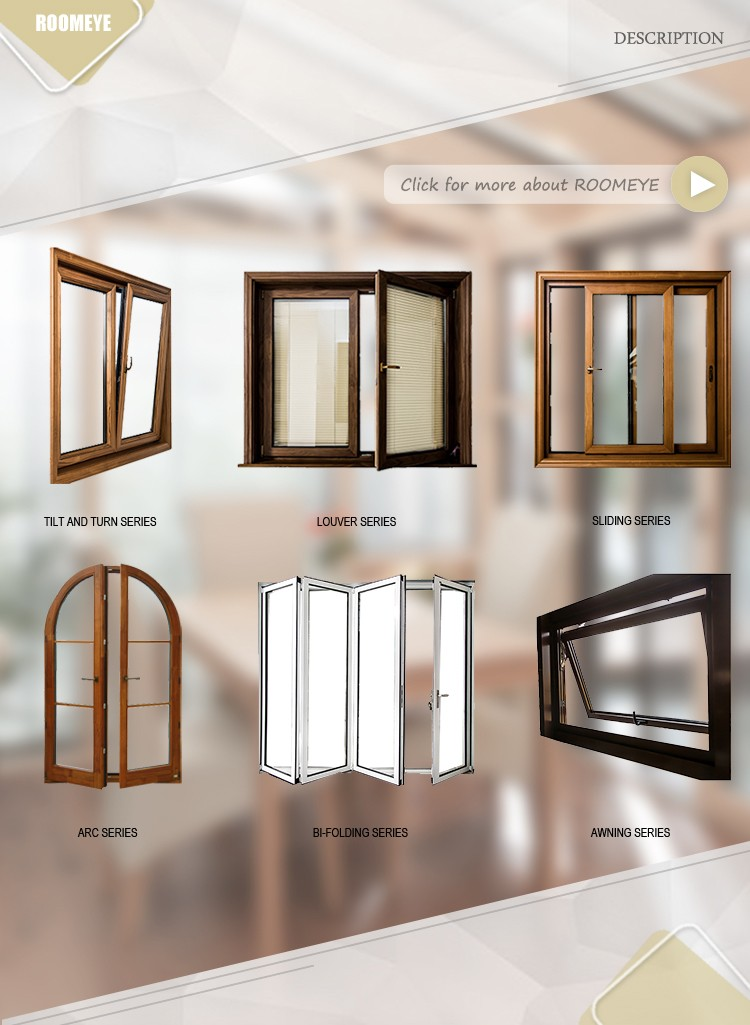 Cheap wood clad wood French casement windows