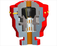 "API 16A Well Control Equipment Bore size:7 1/16""-21 1/4"" BOP(blowout preventer )"