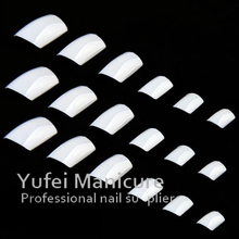 New fashion 500pcs artificial nail tips for toe