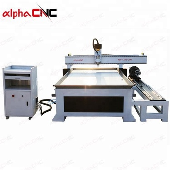 ABS-1325 CNC Router 4 AXIS