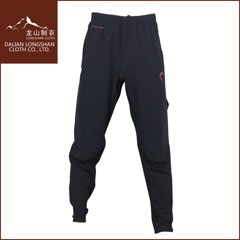 2016 Popular lowest price manufacturer Professional high quality 100% Polyester custom jogger sweat pants men