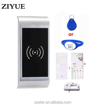 Spa Gym Golf Electronic waterproof RFID Card Key digital locker lock universal key card EM126