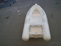 aluminum RIB inflatable boats/PVC/ Hypalon rigid hull inflatable boat reviews