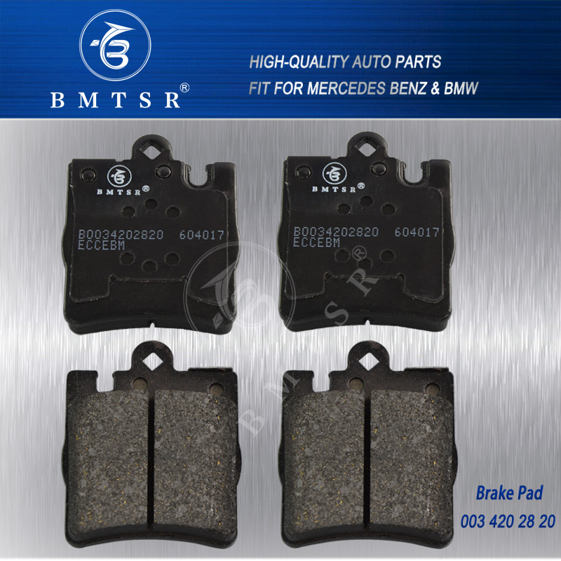 BMTSR Disc brake pad manufacturers for W210