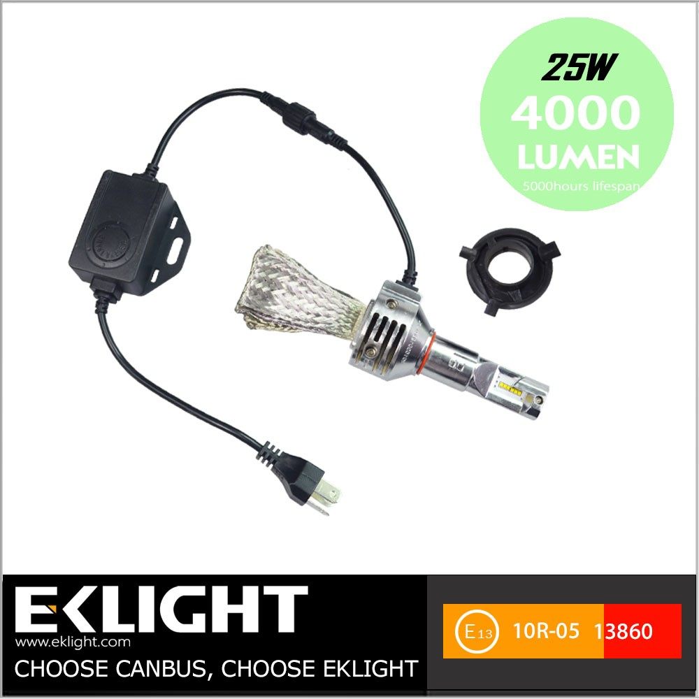 Motor Led Light Led Headlamp H7 Led Bulbs For Motorcycles Led Headlights
