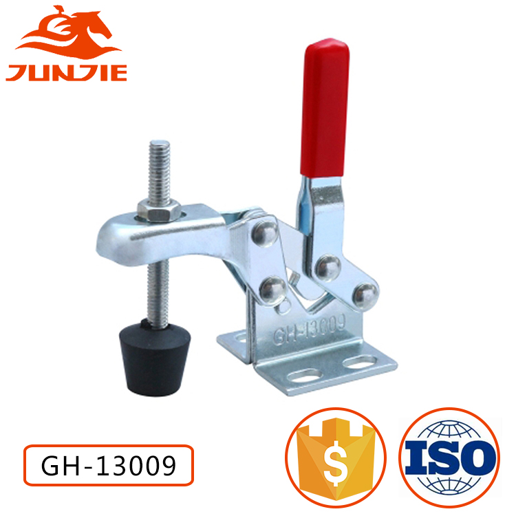 China supplier Clamptek assembly quick clamp Vertical Handle Toggle Clamps GH-13009