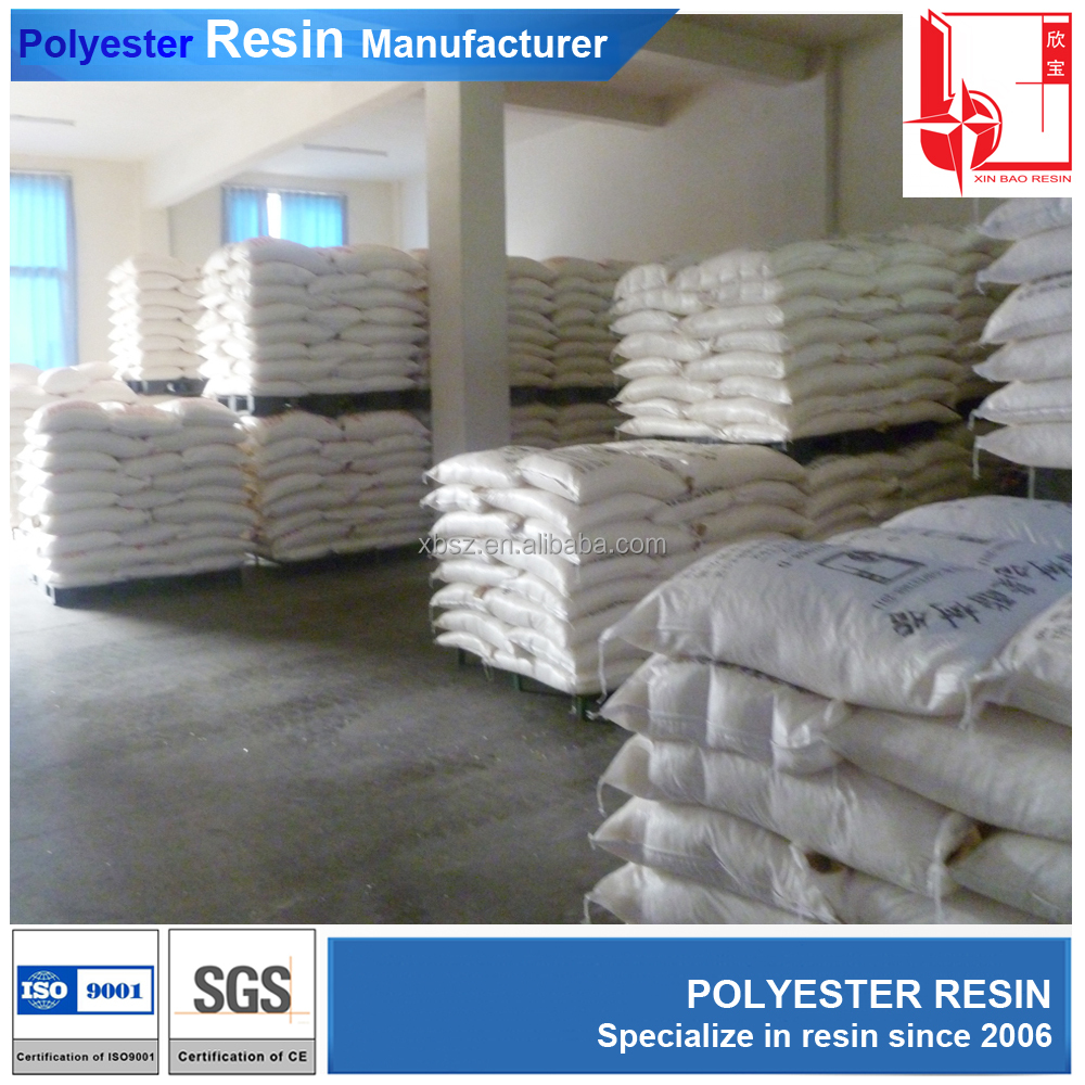 outdoor style polyester resin for wrinkles powder