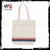 Beautiful and colorful plain canvas tote bags with custom logo