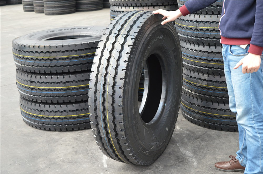 Wholesale Tyre Truck and Bus Tyre, TBR, High Quality Radial Tyre385/80r22.5