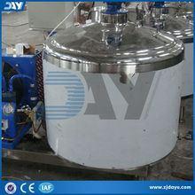 high quality stainless steel tanks for milk transport