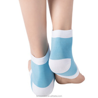 Best Selling Products Foot Care Silicone Moisturizing Gel Heel Socks