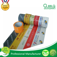 High Strength Adhesive Sealing Opp Packing Tape printing logo