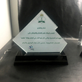 new design glass award for souvenir gift