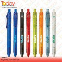 ECOZONE 15 years experience Recycled plastic PET pen