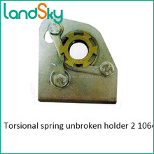 LandSky Garage door 2# anti-fracture security roller bracket for torsional spring loaded 1064