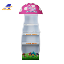 Acrylic Supermarket Products Portable Display Stand