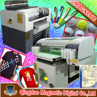 digital easy operation plastic film printer