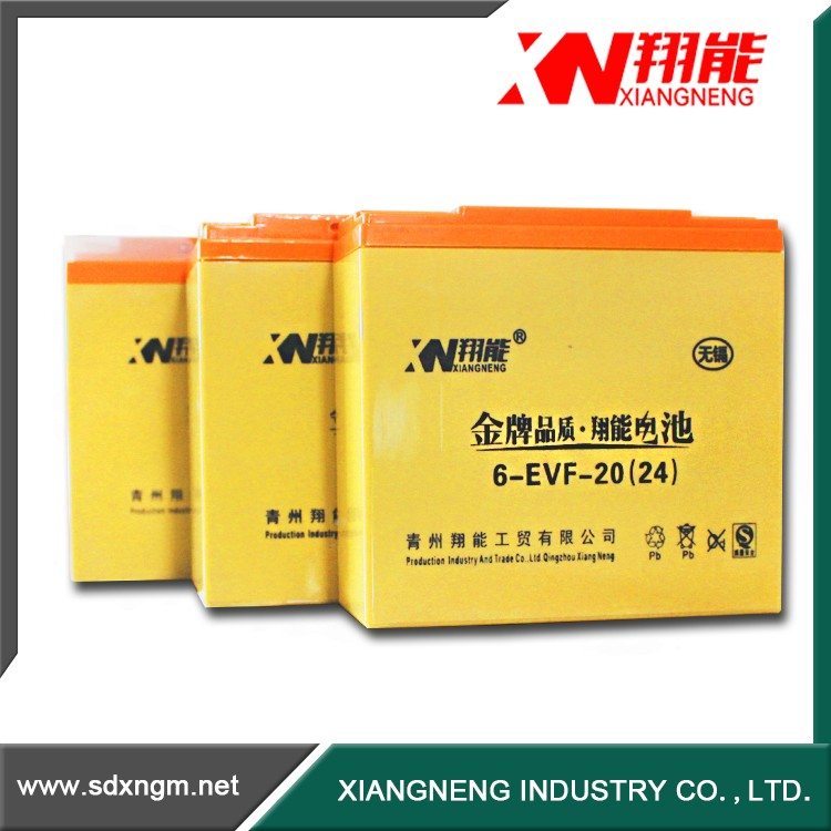 China Electric Vehicles battery gel battery 12 volt