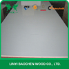 White HPL Laminated Plywood 1220x2440 / Full poplar core HPL board