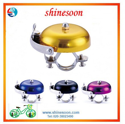 OEM Bicycle accessories Bicycle knocking Bell colorful Bike Bell