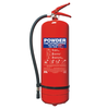 Portable 9kg ABC Dry Powder Fire Extinguisher CE Standard