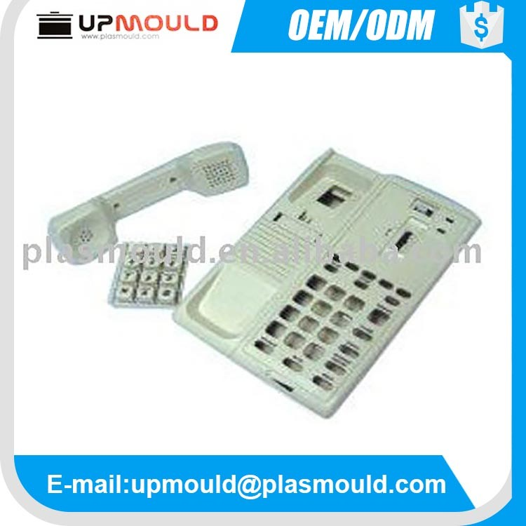 mobile phone case plastic injection mould/plastic Mobile lid mould phone case molding