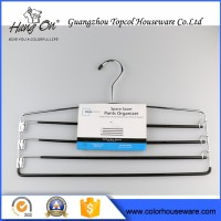 Stylish Cheap Silver Plating Wire Hanger , One-Time Dry Cleaner Wire Hanger