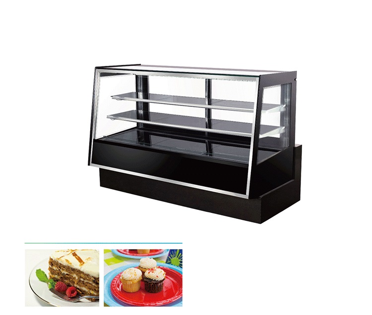 Hot sale commercial bakery chocolate counter display cooler