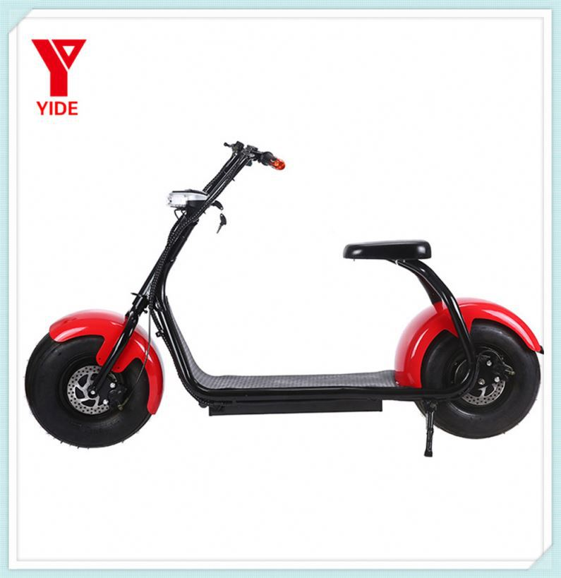 New arrival Citycoco harley 2 wheels off road smart city scooter electric motorcycle with app