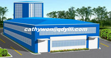 cheaper prefabricated steel structure warehouse with low price