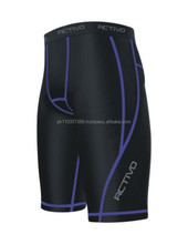 compression shorts breathable design