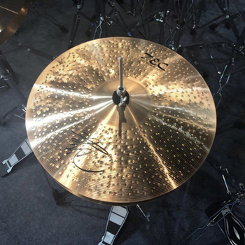 Lathed Practice cymbals with B8 material popular cymbals