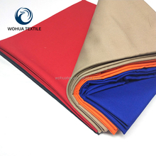 polyester cotton twill flame retardant overalls workwear fabric