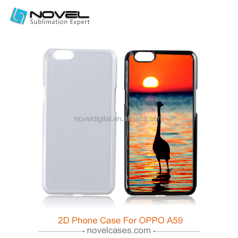 Personal design sublimation cell phone case for Oppo A59,sublimation phone cover
