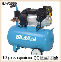 Useful Classic double cylinder mini air compressor/3hp 2.2kw air compressor