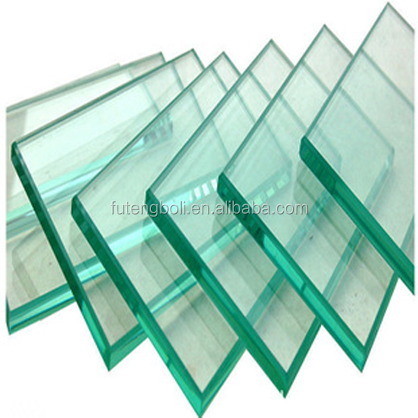 Low price 6mm 8mm 12mm 15mm 19mm building glass toughened tempered glass