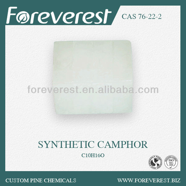 Natural Synthetic Camphor - Foreverest