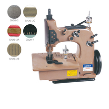 OEM-GN20-2D experienced manufacturer special container bag overedging overlock sewing machine