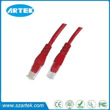 UTP lan rj45 patch cable with CE certificate