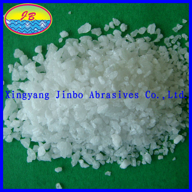 top class white fused alumina/white corundum/white alundum as polishing paste for glass