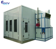 Auto painting oven/big oven for car baking auto spray booth