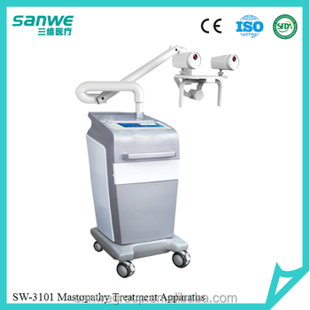 Gynecology Breast Treatment,Red Laser Therapy for Breast, Women Disease Machine