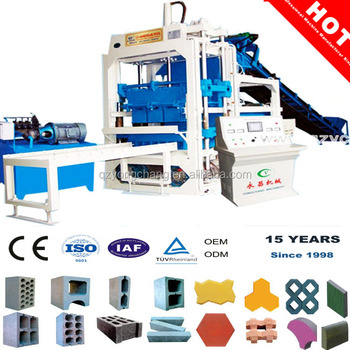 block maker machine price