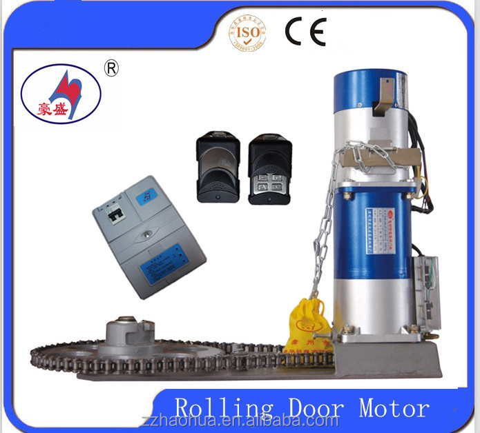 Strong power roller shutter motor 220v JMJ1220/3.8-1P-1500KG/intelligent garage door opener China/Automatic rolling door motor