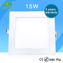 energy conservation smd2835 9w square led panel light