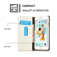Newest 2 in 1 Dual Layer Protective Case for iPhone 6s plus, Wallet Credit Card Holder cell phone cover for iphone 6s plus case