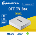 Latest Himedia Bluetooth TV box with Android 5.1